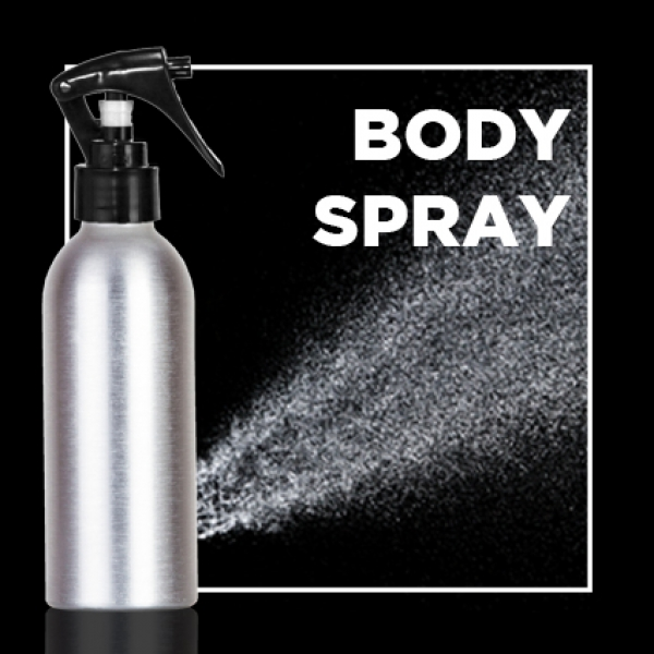 Bodyspray alu 200ml