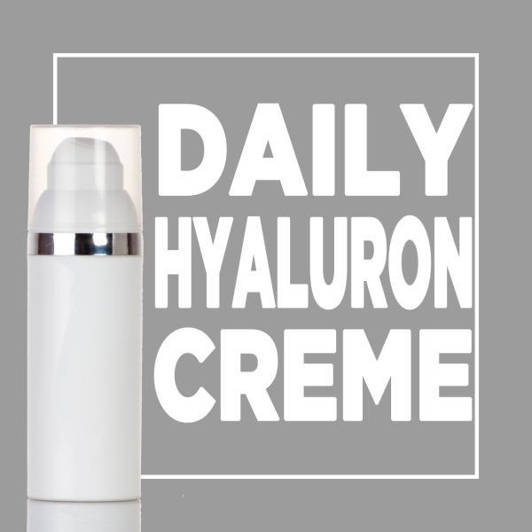 Tagescreme Hyaluron casual 50ml